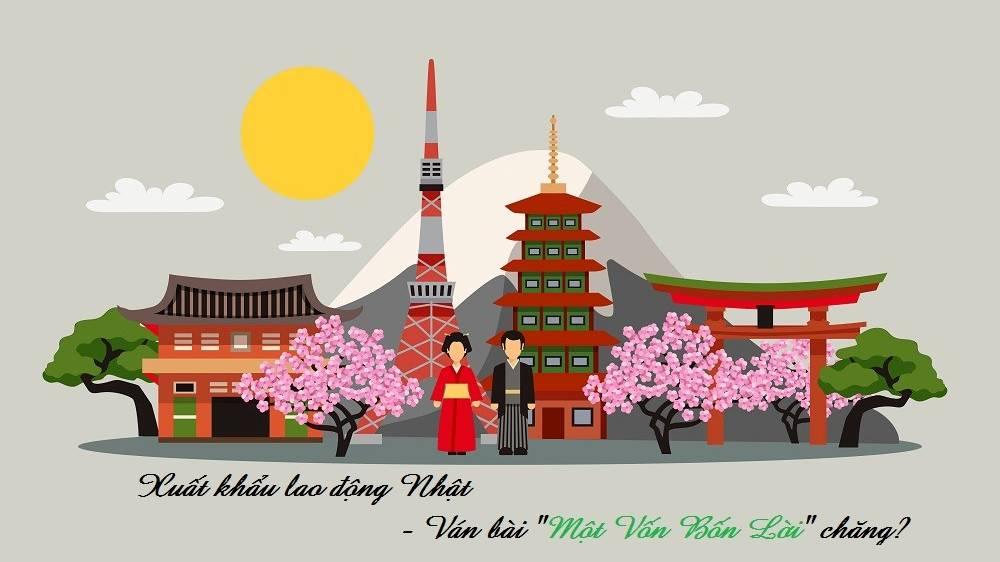 Xuất khẩu lao động Nhật - Ván bài