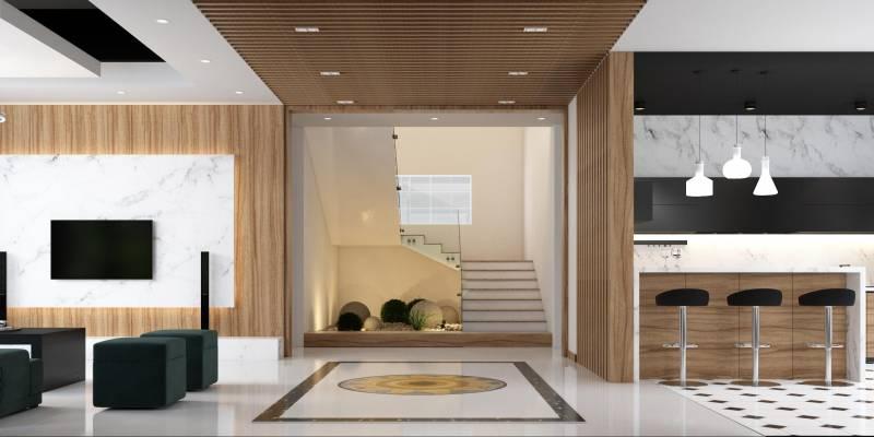 Mẫu thiết kế nội thất biệt thự đẹp