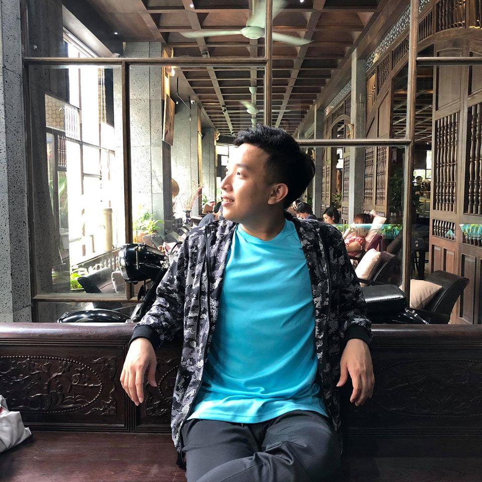 Tâm Nguyễn - học viên lớp Tiếng Hoa Toàn Diện (độ tuổi 16+)