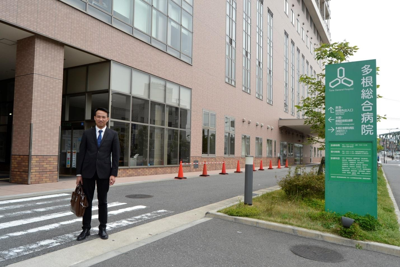 Giám đốc công ty H2T Lê Thanh Tầm thăm và làm việc với Bệnh viện Tổng hợp kano tại Osaka Nhật Bản.