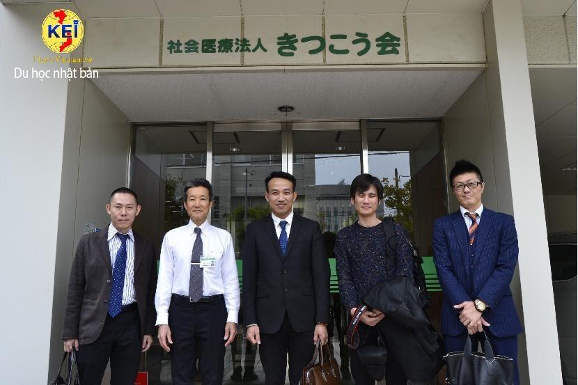 Công việc sau khi tốt nghiệp du học điều dưỡng Nhật tại H2T