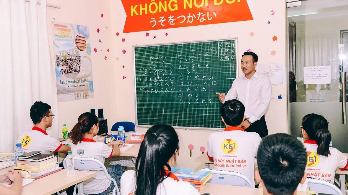 Nhật ngữ First Study liên kết công ty H2T đào tạo và giảng dạy tiếng Nhật uy tín hàng đầu tại Nhật Bản