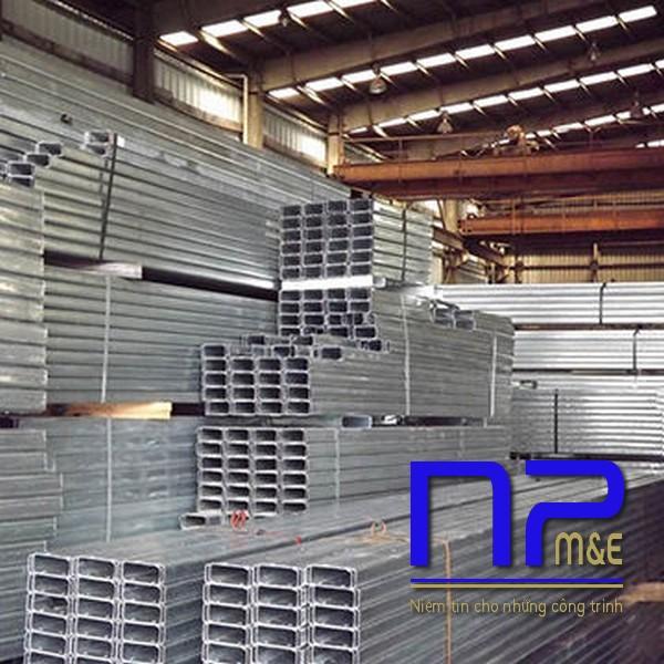 Nhà máy sản xuất thang máng cáp và phụ kiện của NP Việt Nam