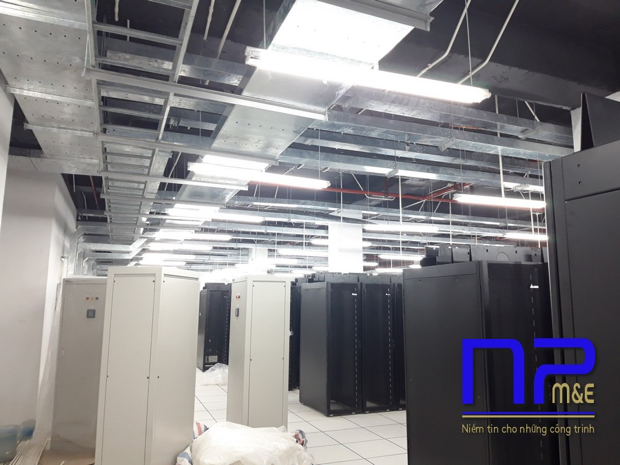 Thang cáp mạ nhúng nóng cho Data Center11