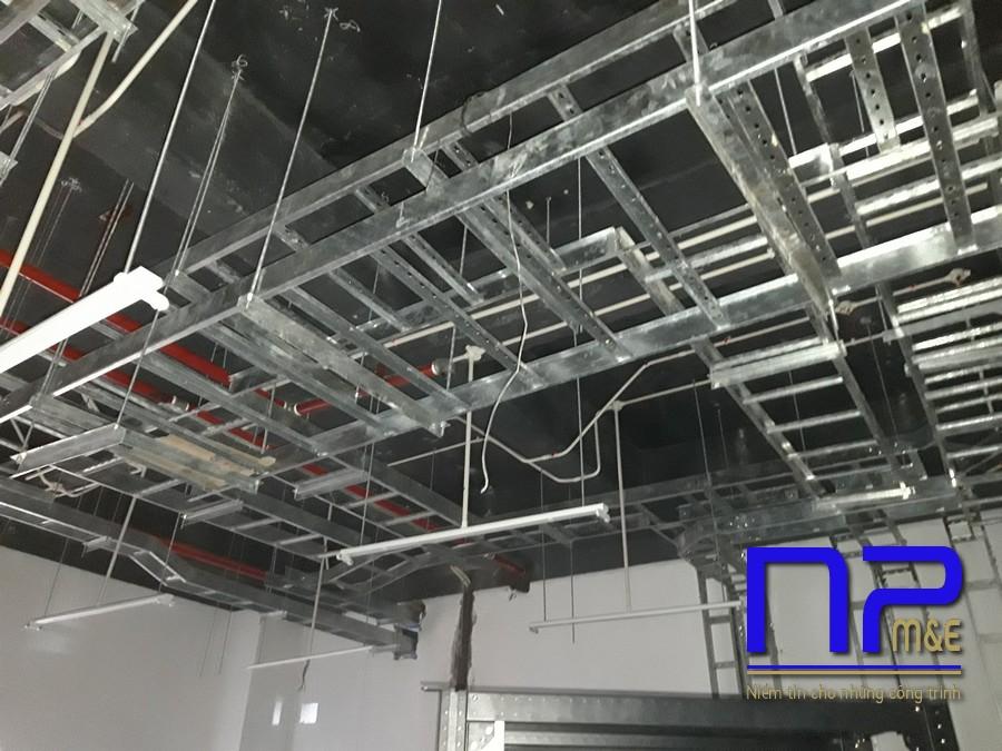 Thang cáp mạ nhúng nóng cho Data Center2