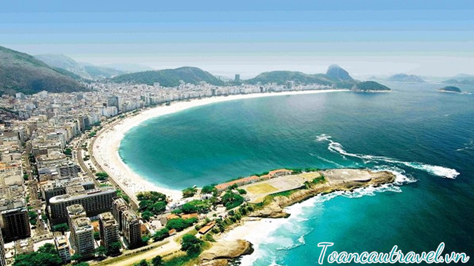 TC0603 | VŨ ĐIỆU SAMBAI - BRAZIL - PERU - ARGENTINA