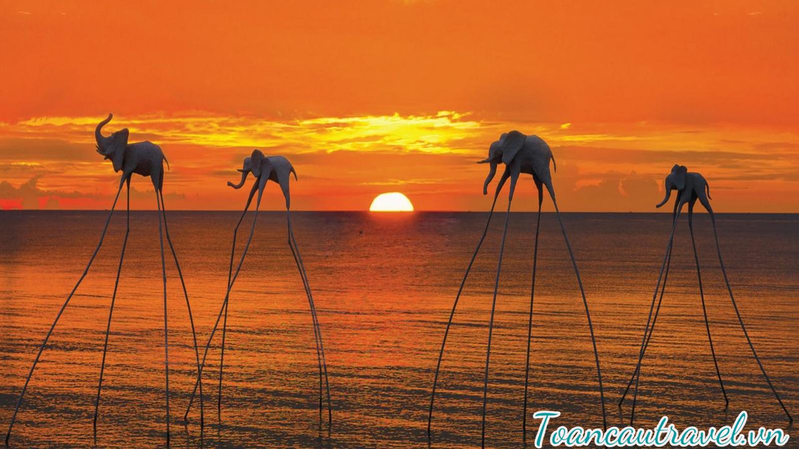 điểm ngắm hoàng hôn đẹp nhất Phú Quốc