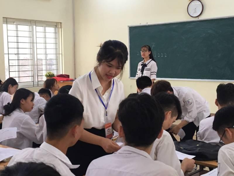 tư vấn tuyển sinh tại THPT Ngô Quyền ở Đông Anh Hà Nội