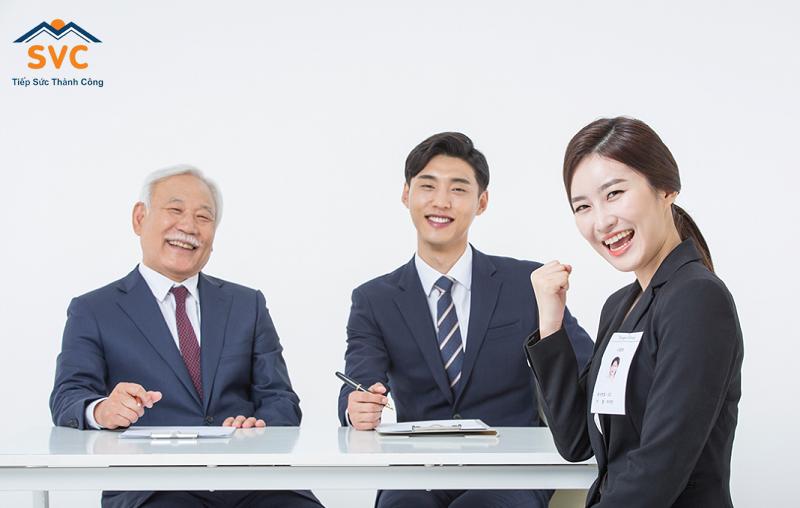 Bạn sẽ vượt qua buổi phỏng vấn tại Đại sứ quán Hàn Quốc thành công khi áp dụng những mẹo trên