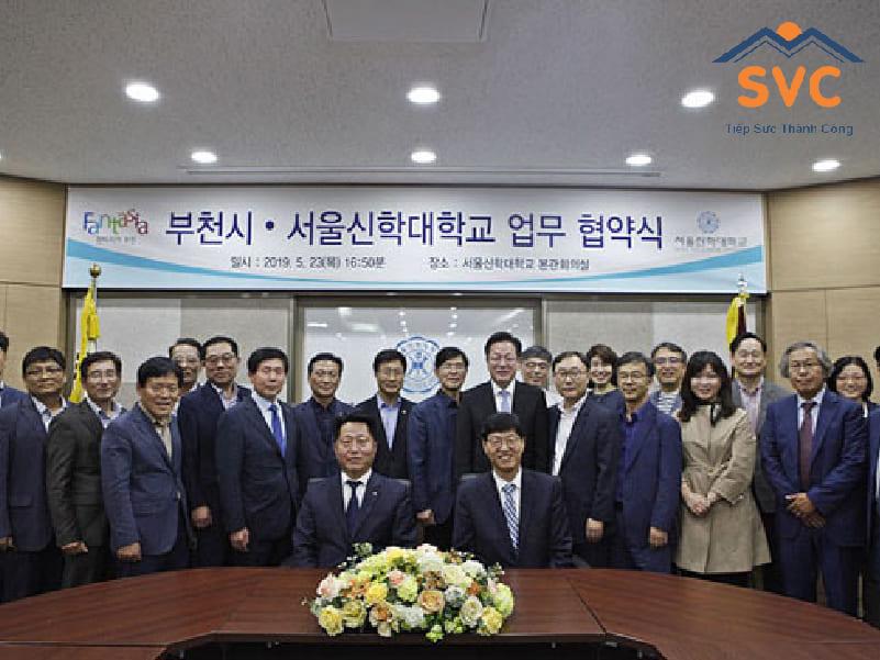 Đào tạotrường Seoul Theological
