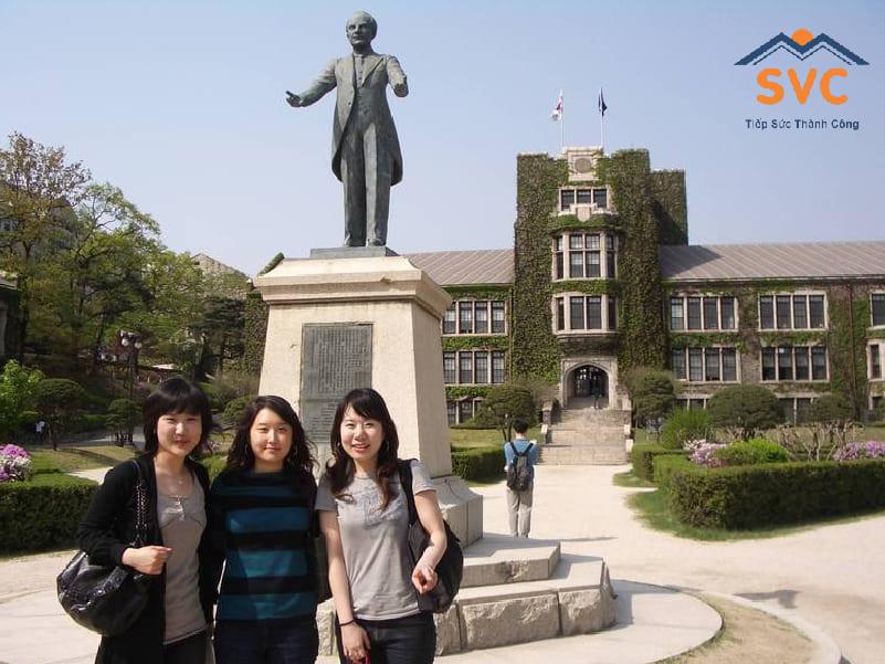 Chi phí Yonsei University