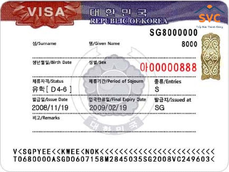 Chi phí du học Hàn Quốc 1 năm