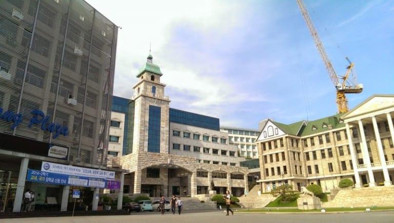 Trường đại học Hanyang có nhiều thế mạnh về đào tạo