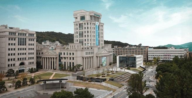 Ký túc xá đại học ngoại ngữ Hàn Quốc