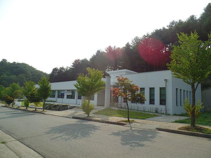 Giảng đường trường Đại học SongGok