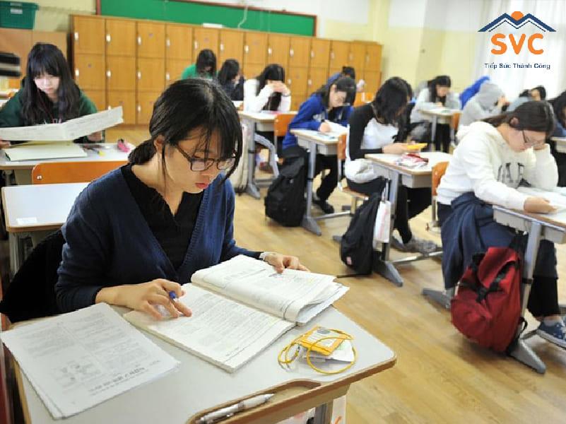 Điều kiện để du học cao đẳng Hàn Quốc