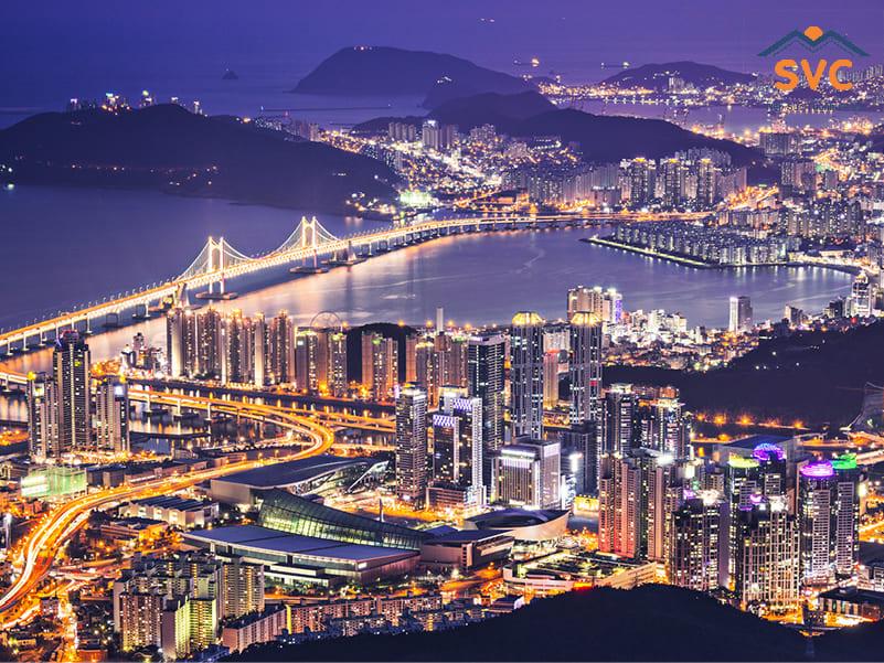 Du học Hàn Quốc nên chọn ở Busan