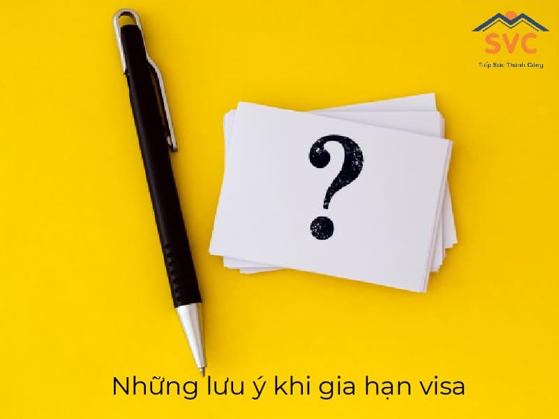 Gia hạn Visa D2