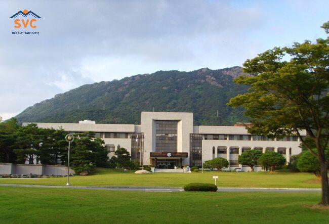 Tổng quan Đại học Quốc gia Changwon