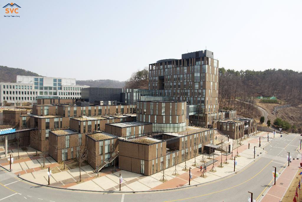 Tổng quan trường đại học Daejeon