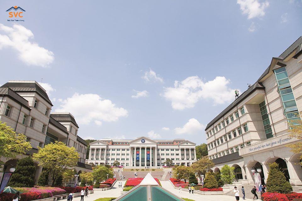 Tổng quan Trường Đại học Kyungbok