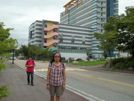 Kí túc xá Hanyang University ERICA