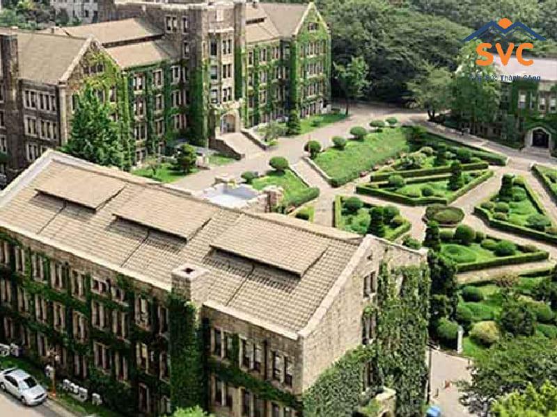 Tổng quan về đại học Yonsei