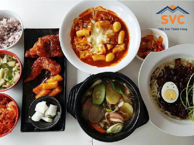 Sự khác biệt về ẩm thực và thời tiết tại Hàn Quốc