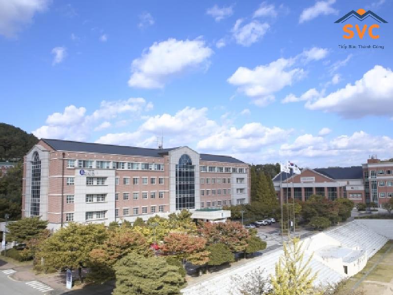 Một số trường cao đẳng top đầu tại Hàn Quốc