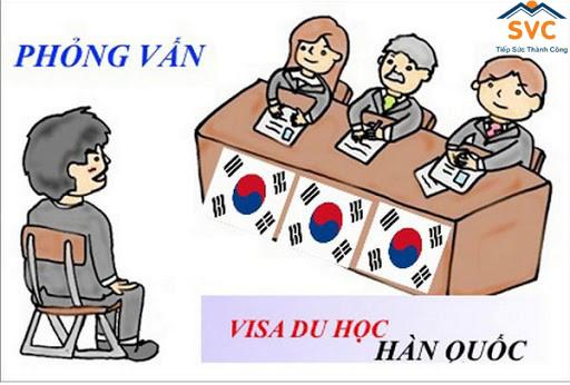 Kinh nghiệm phỏng vấn visa du học Hàn Quốc