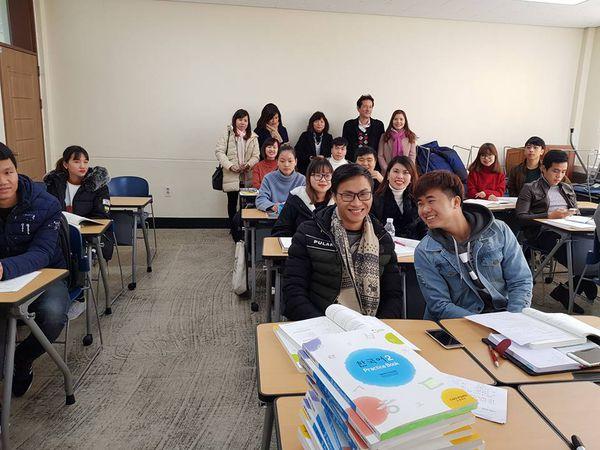 Các chuyên ngành đào tạoĐại học Quốc gia Kongju
