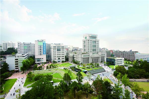 Trường đại học ngoại ngữ Hàn Quốc Hankuk