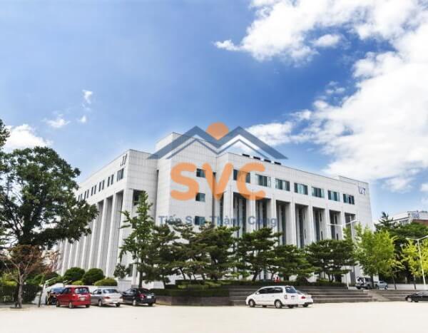 trường cao đằng Woosong