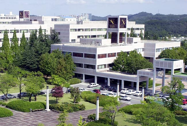 Học bổng Pohang University of Science and Technology