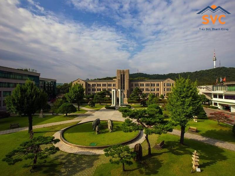 Giới thiệu chung về đại học Soongsil