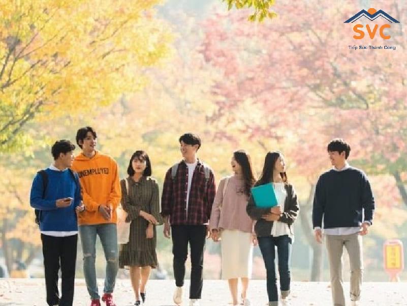 Trường đào tạo tiếng Hàn ngắn hạn tại Hàn Quốc