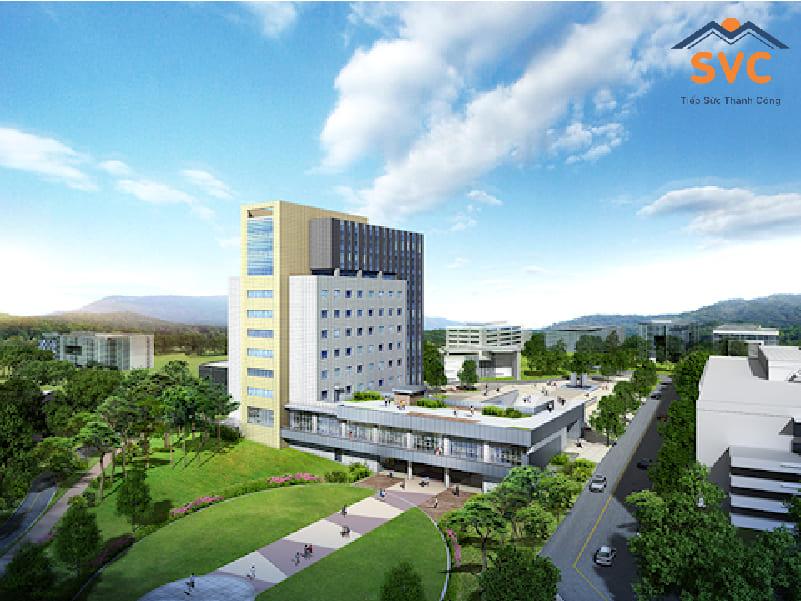 Trường top 3 Hàn Quốc