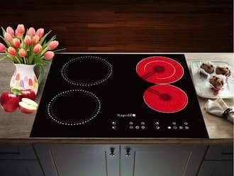 Bếp điện từ bao gồm bếp từ và bếp hồng ngoại