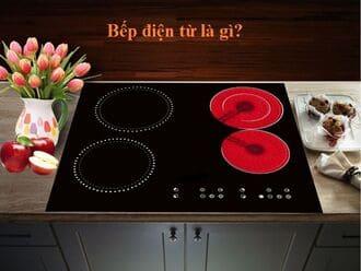 Tìm hiểu bếp điện từ và các đặc điểm cơ bản