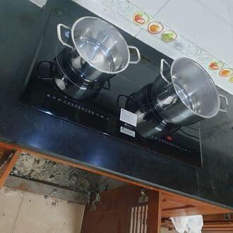 Bếp hồng ngoại malloca chất lượng cao hiện đại
