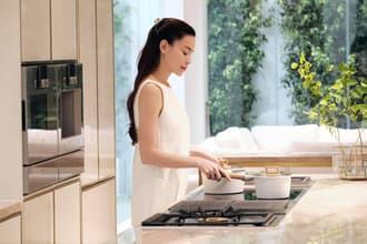 Bếp từ luôn luôn an toàn hơn so với bếp ga