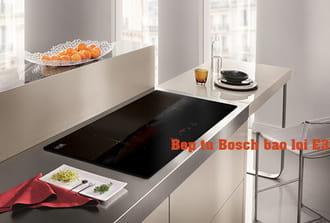 10 bệnh của bếp từ bosch, Cách sửa lỗi bếp từ bosch tại nhà