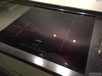 Bếp từ bosch tự nhiên bị ngắt khi đang đun nấu