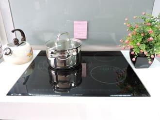 Bếp từ bosch có chức năng tự ngắt để đảm bảo an toàn