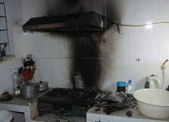 Tác hại nguy hiểm khi không sửa bếp từ hỏng