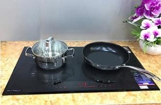 Bếp từ đun không nóng chậm nóng cần phải sửa