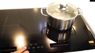 Bếp từ hỏng do quá trình sử dụng nhiều và liên tục