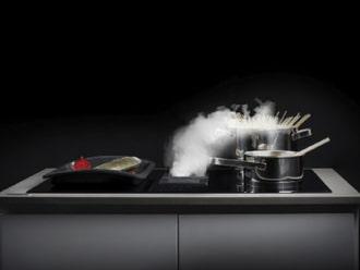 Bếp từ kết hợp hút mùi có tốt không hiệu quả không