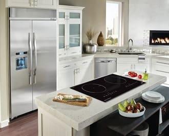 Bếp từ là sản phẩm tiết kiệm điện năng hơn bếp điện