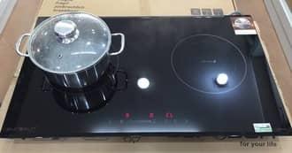 Dấu hiệu bếp từ hỏng không nhận nồi cần sửa